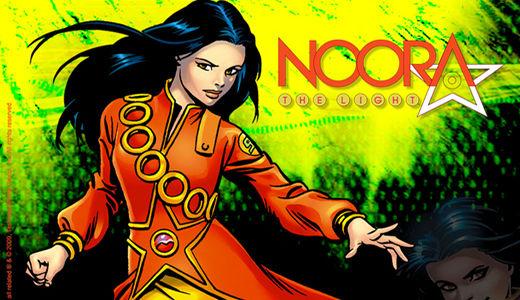 Comic shines light on moderate Islamic values