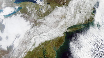 Climate change tied to extreme weather