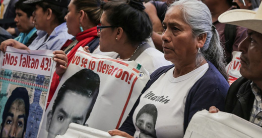 Mexican government may have tampered with evidence: new forensics report on the Ayotzinapa 43