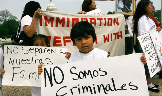 ACLU criticizes record deportation numbers