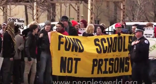 "Chicago Teachers fire back: ""We have had it!"" (with video)"