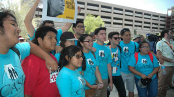 Phoenix Rising: Netroots draws attention to Arizona immigration struggle