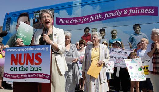 Faith leaders condemn far right Values summit