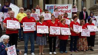 Michigan expands Medicaid despite tea party obstructers