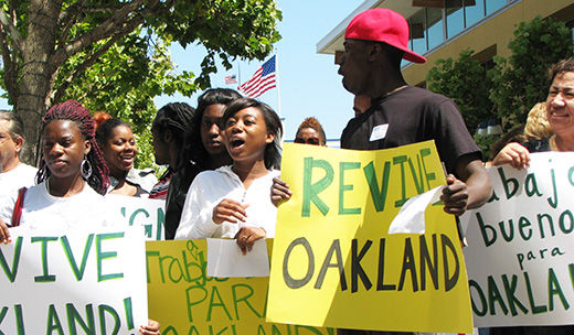 Oakland Port tells developers: Make good jobs a priority