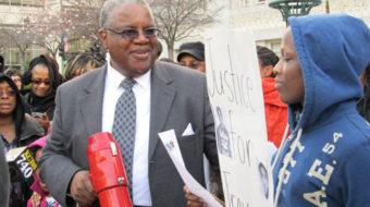 Oaklanders demand justice for Trayvon Martin