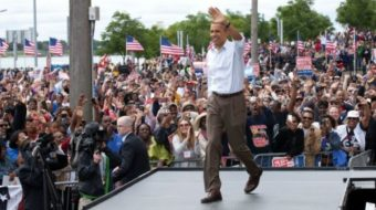 Obama in Detroit: A fighting Labor Day speech