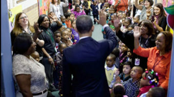 White House holds first policy conference on African Americans