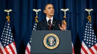 "Obama pledges ""limited"" U.S. involvement in Libya"
