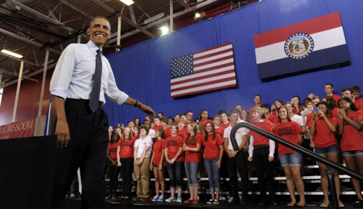 President Obama rolls out higher education plan
