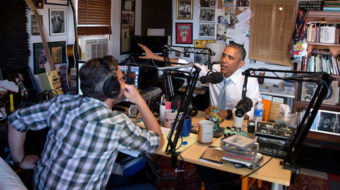 Obama uses N-Word to make point about not using N-Word?