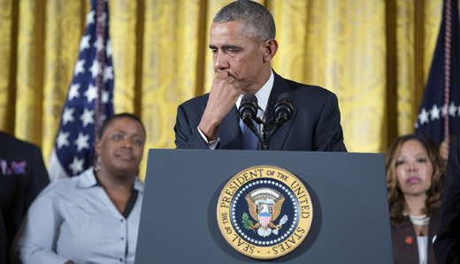 Bypassing GOP obstruction, Obama announces steps to curb gun violence (with video)