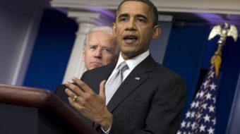Teachers praise president's gun control agenda