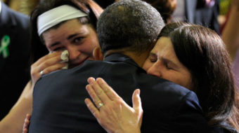 """""""This is only round one,"""" Obama says, after gun curbs fail"""