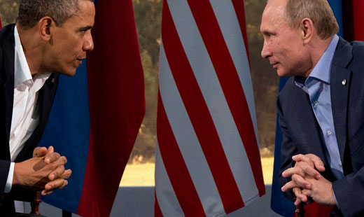 """The White House and """"Cold War mentality"""""""