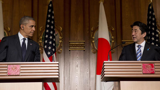 TPP trade talks draw foes on both sides of Pacific