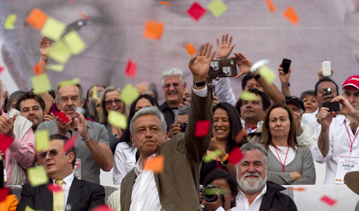 Mexican elections: fraud again?