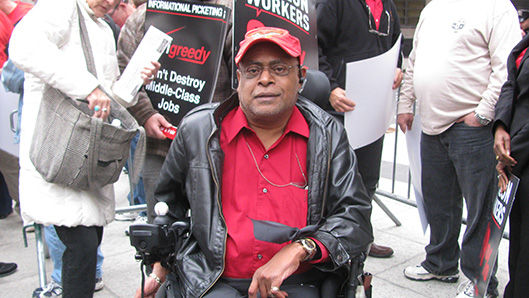 """Verizon workers say """"We are the 99% too,"""" join with Occupy Wall Street (with video)"""