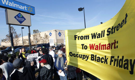 Walmart workers sound alarm on hunger issues, announce Black Friday plans