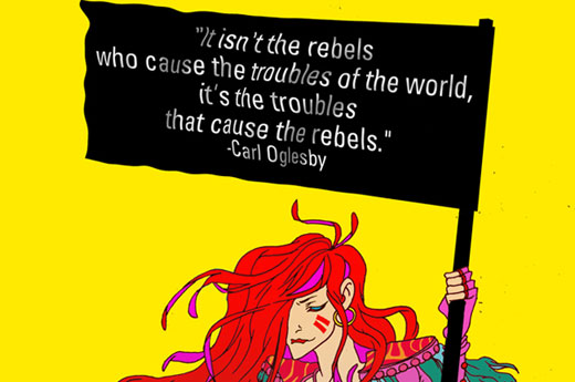 Occupy Comics: a comic book for the 99 percent