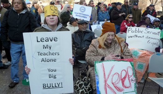 Support to repeal Ohio anti-labor bill grows
