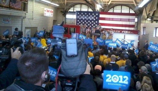 Vice president, labor secretary cheer Ohio voters for SB5 defeat