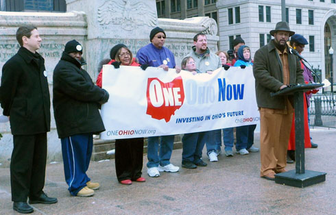 Ohio rallies show surging anger over cuts