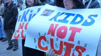 Ohio poll: Don't cut people's programs