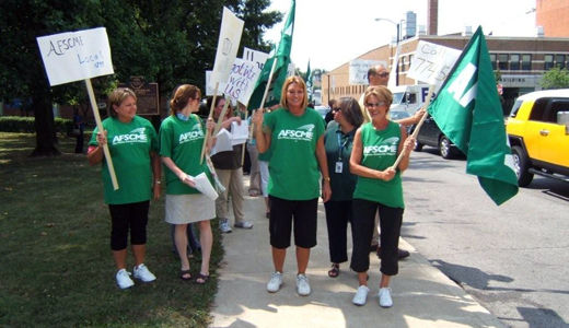 GOP attacks public workers collective bargaining rights