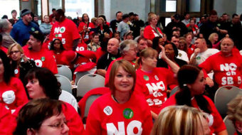 Hearings held on 'right-to-work' in Ohio