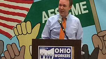 Ohio governor candidate issues working-class program