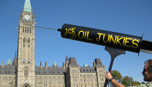 Canada may fast-track Big Oil at expense of environment