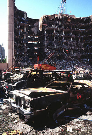 Today in labor history: Devastating Oklahoma City bombing
