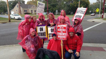 Reynoldsburg, Ohio teachers strike continues as Board of Education digs in