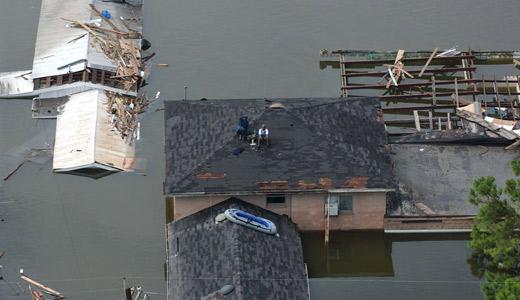 Today in labor history: Katrina slams New Orleans