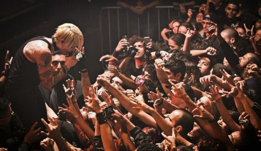 Did homophobia cut singer, LGBT activist Otep out of metal festival?