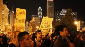 Voices of Occupy Chicago: fed up with plutocracy