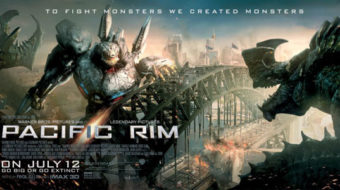 Pacific Rim: a great giant monster film!