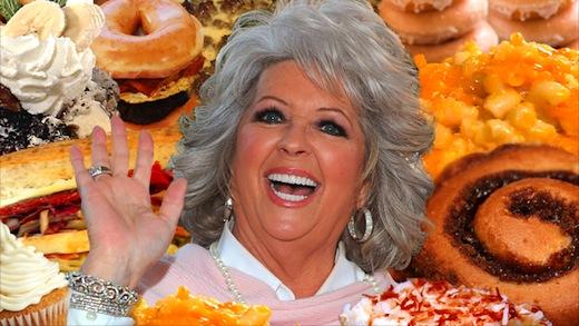 Paula Deen, Inc. filled America with junk food