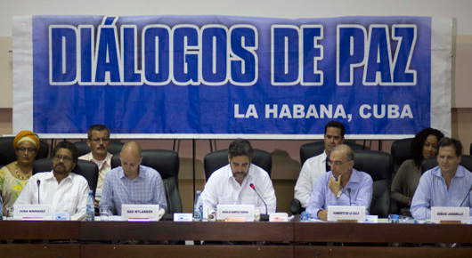Peace finally possible in Colombia, justice less certain
