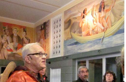 Living New Deal illuminates labor, art history on San Francisco's waterfront