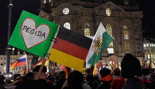 Refugee crisis exposes Germany's political crisis