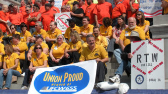 Missouri unions fight right-wing obstruction