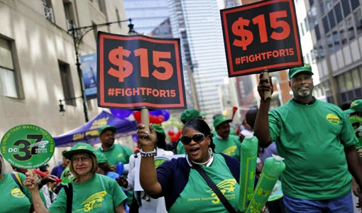 Project launched to put raising minimum wage on state ballots