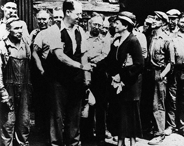 Today in women's history: Frances Perkins appointed Secretary of Labor