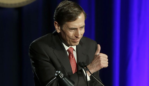 Petraeus apologizes for infidelity, but not Iraq death squads
