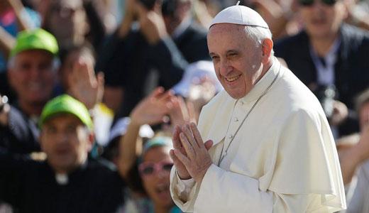 Pope Francis: a breath of fresh air