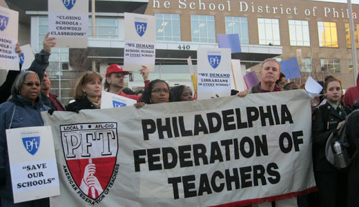 Threatened Philly school closings face growing resistance