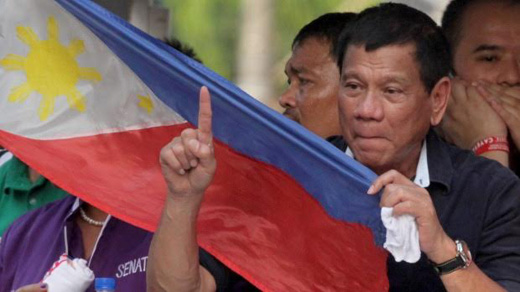 "Philippines elects ""Trump of the East"" as new president"