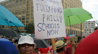 Philly coalition demands quality education for all